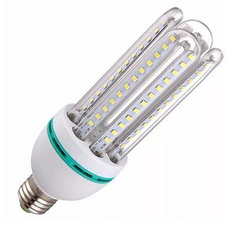 Lampada LED 4U (milho) de 24w E27 Branco Frio