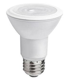 Lampada Par20 LED 7w Bivolt E27 Branco Frio