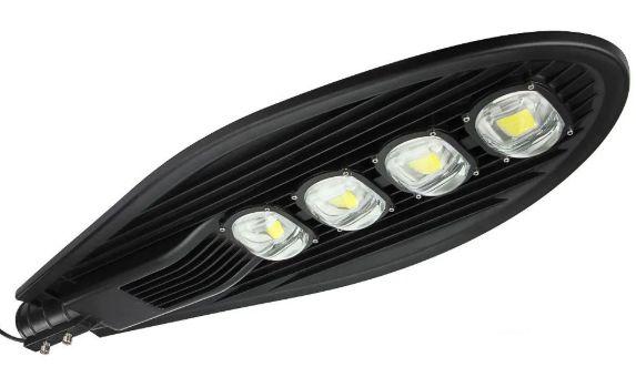 Luminária Pública Super LED 200w Branco Frio  -  Para Poste