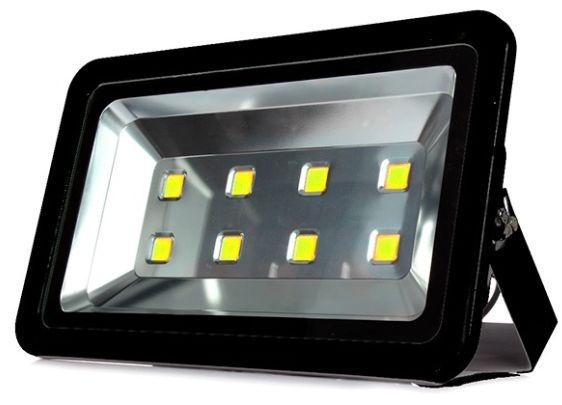 Refletor Holofote LED 400w Branco Frio