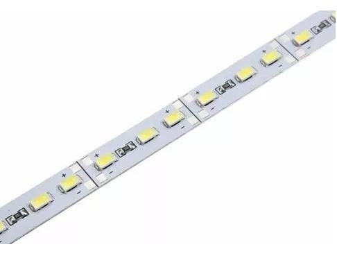 Barra de LED - 1 Metro - 18w - Branco Frio - 24v - 72 LEDs