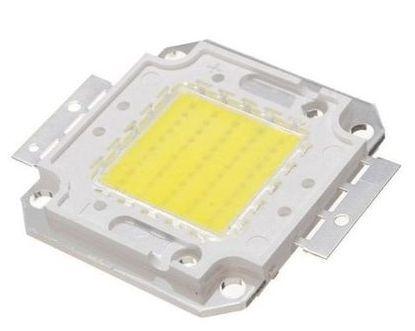 Chip LED - 30w - Para Reparo de Refletor - Branco Frio