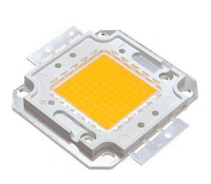 Chip LED - 20w - Para Reparo de Refletor - Branco Quente