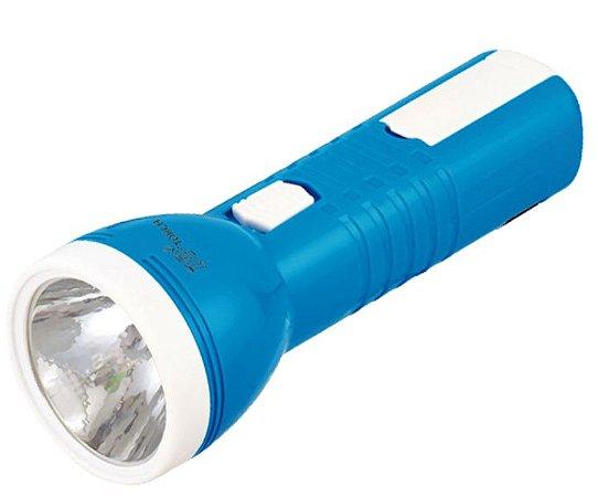 Lanterna Recarregável  DP-1921-A  01 + 06 Leds