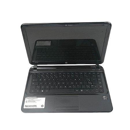Notebook usado com garantia HP UltraBook 14