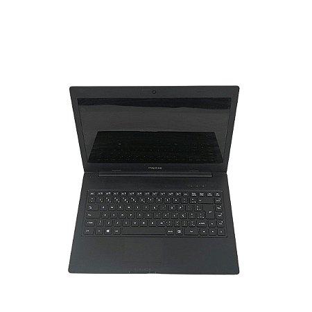 Notebook usado com garantia Positivo Unique 4GB HD500 Win10
