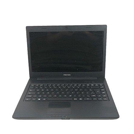 Notebook barato usado Positivo Unique HD500 Win10 4GB
