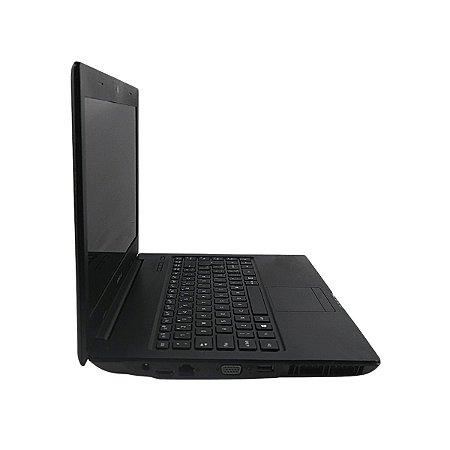 Notebook usado OLX Positivo Unique HD500 Win10 4GB