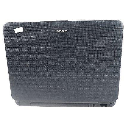 Notebook para estudar i3 Sony Vaio 4gb Win10 HD 320gb