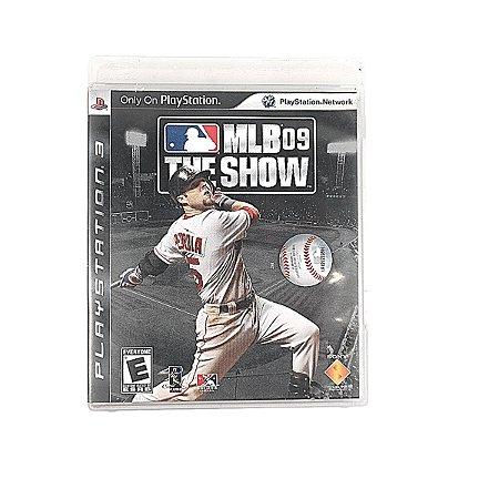 Jogo MLB 09 The Show para PS3