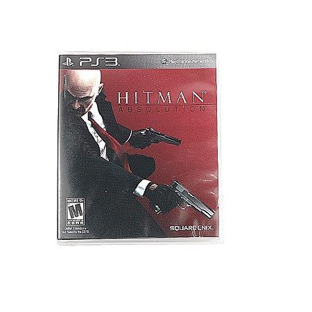 Jogo Hitman Absolution para PS3
