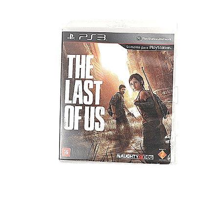 Jogo The Last Of Us para PS3