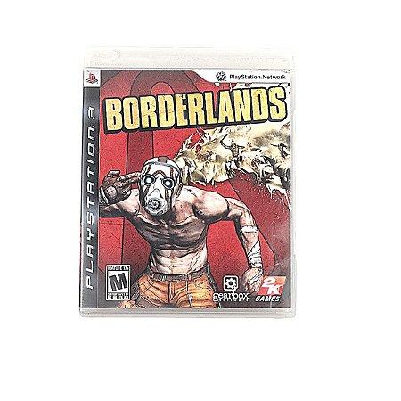 Jogo Borderlands para PS3
