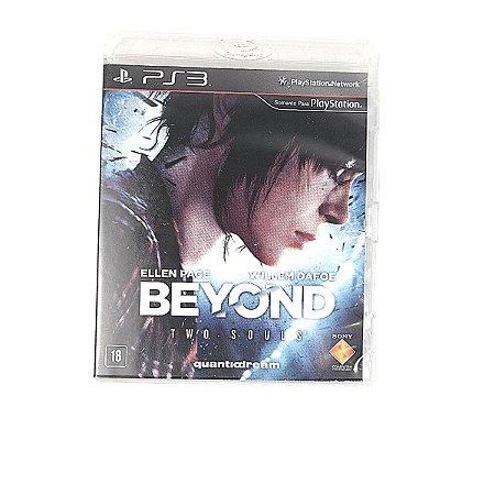 Jogo Beyond Two Souls para PS3