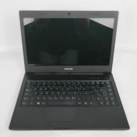 Notebook barato Positivo Unique S1990  1.50Ghz 4GB HD 160