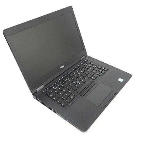 notebook teclado retroiluminado Dell Core i5 8GB SSD 250