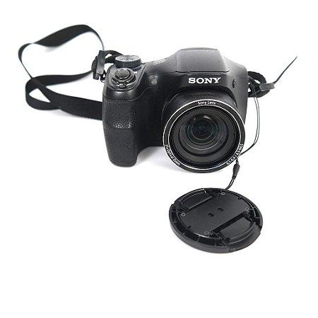 Câmera fotográfica filmadora Sony DSC-H100