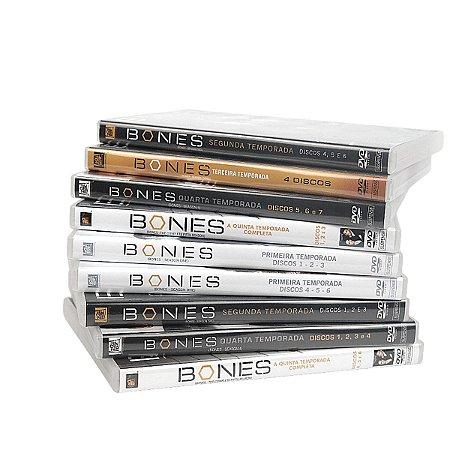 Combo DVDs Bones temporadas completas 1-5
