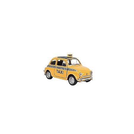 Carrinho de brinquedo Fiat Taxi
