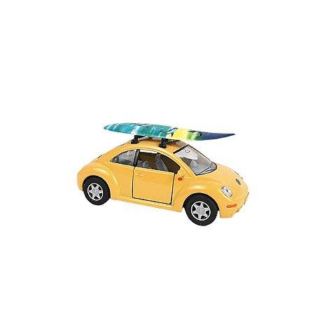 Carrinho de brinquedo Volkswagem New Beetle
