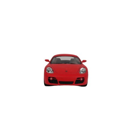 Carrinho de brinquedo Porsche Cayman S