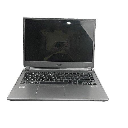 Notebook Acer Aspire M5-481T-6195 Core i5 com mancha na tela