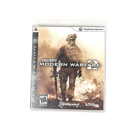 Jogo Call of Duty Modern Warfare 2 para PS3