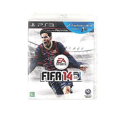 Jogo Fifa 14 para PS3