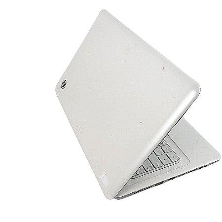 Notebook Promoção HP Branco Core i5 4GB Win 10 HD 500GB