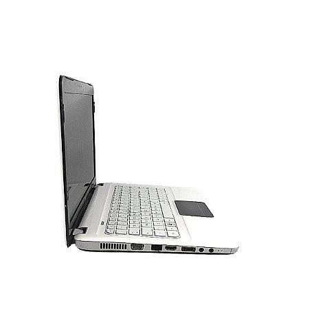 Notebook em promoção HP Branco i5 4GB Win 10 HD 500GB Win 10