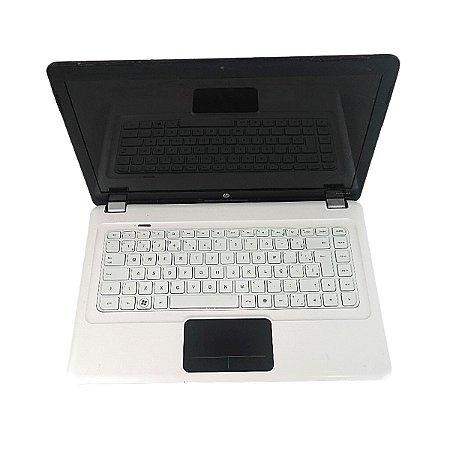 Notebook para estudar HP Branco i5 4GB HD 500GB Win 10 Hoje