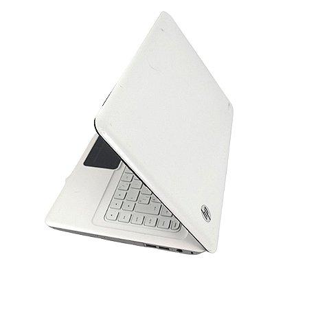 Notebook mais barato HP Branco i5 4GB HD 500GB Win 10 Hoje
