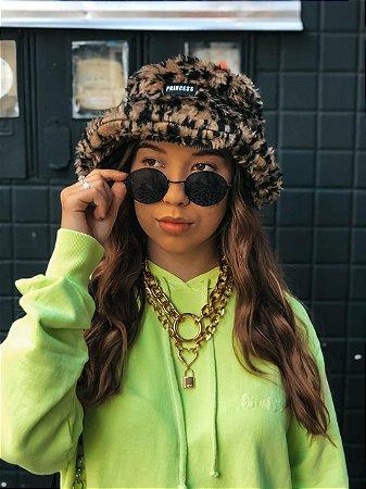 Bucket Hat Leopardo Princess