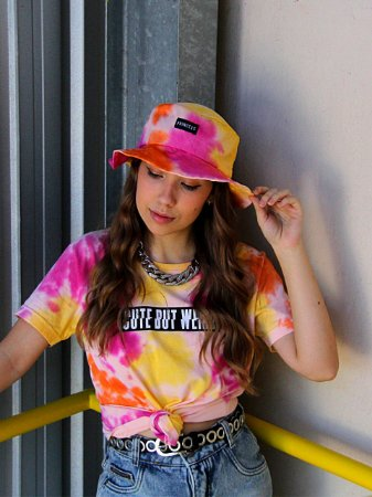 Camiseta Tiedye Exclusiva Princess