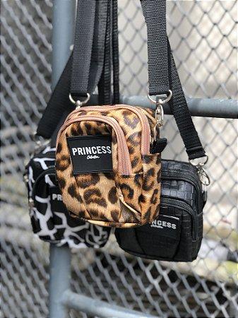 Bolsa Shoulder Bag  Princess Onça