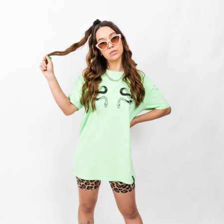 T-shirt Snake Princess