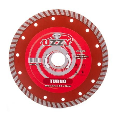 "Disco Diamantado Turbo (7"")"
