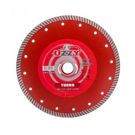 "Disco Diamantado Turbo (9"")"