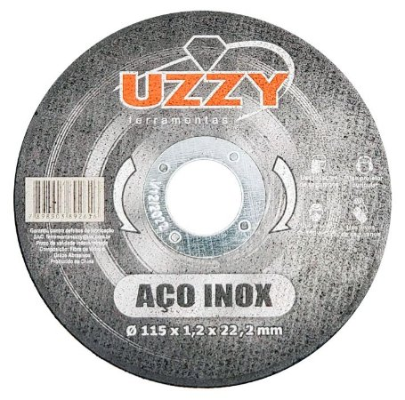Disco Para Corte De Aço Inox
