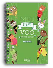 Agenda de Estudos - Meu Plano de Voo Infantil