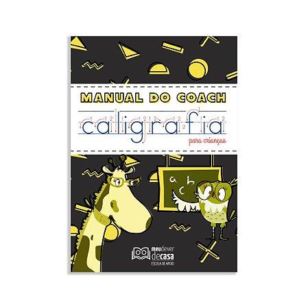 Caligrafia Infantil - Manual do Coach