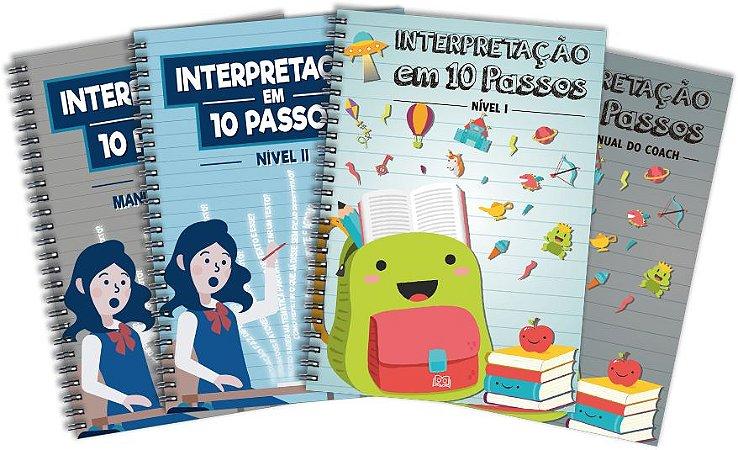 Coleção completa: Interpretação em 10 passos