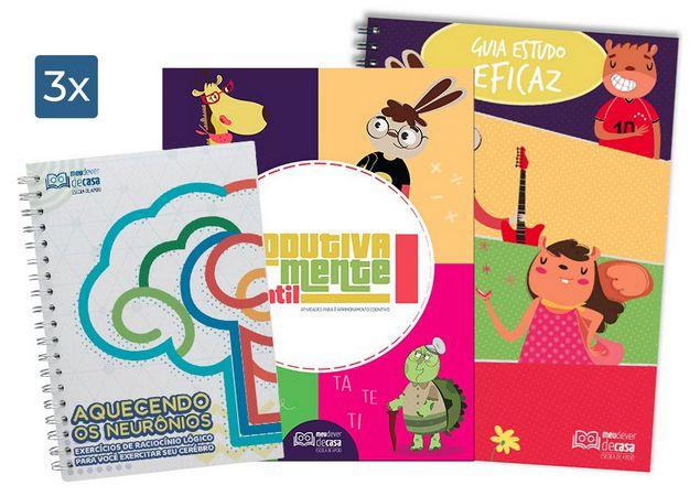 Mini kit - Estudo Eficaz Infantil