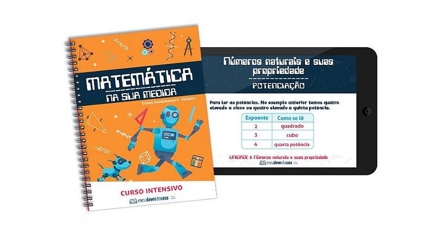 Curso intensivo: Matemática Na Sua Medida (Unidade)
