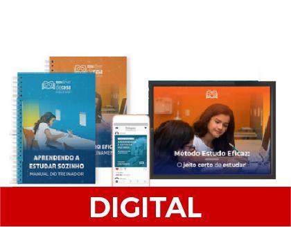 Curso Aprendendo a Estudar - Digital
