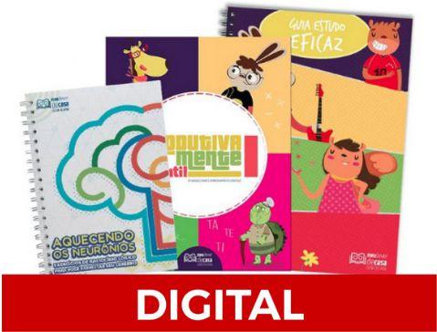 Mini Kit Estudo Eficaz Infantil - Digital