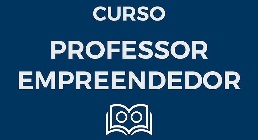 Curso Professor Empreendedor
