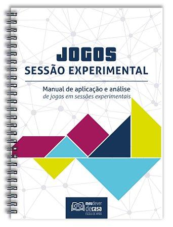 Manual de Aplicação de Jogos em Sessões Experimentais