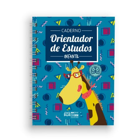 Caderno Orientador de Estudos Infantil