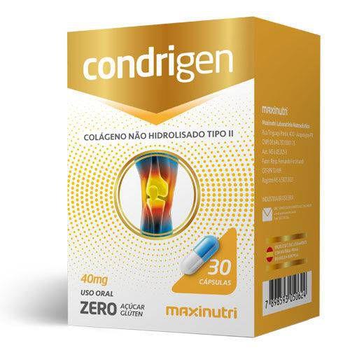 Condrigen colágeno tipo II 30CAPS